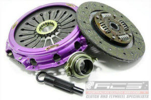 Lancer Evo 7/8/9 Xtreme Performance – Heavy Duty Organic Clutch Kit