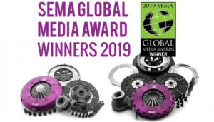 Xtreme Performance Clutch – Global Media Awards at SEMA Show 2018!