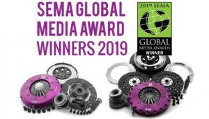 Xtreme Performance Clutch – Global Media Awards at SEMA Show 2018!