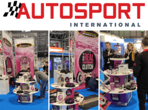 Xtreme Clutch at Autosport International 2020, Birmingham UK