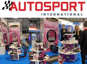 Xtreme Clutch at Autosport International 2020, Birmingham UK